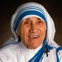 அன்னை தெரேசா {Mother Teresa}