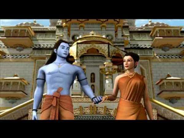 Raamayanam – Tamil 3D Animated Movie