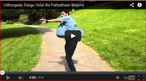 [Velai Illa Pattadhaari (VIP) Song: Udhungada Sangu, Cast, Choreography & Direction: Majurra]