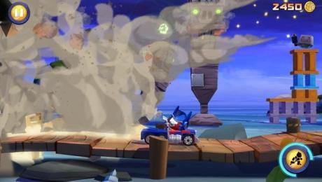 ஹேம் பிரியர்களுக்காக புத்தம் புதிய Angry Birds Transformers அறிமுகம்