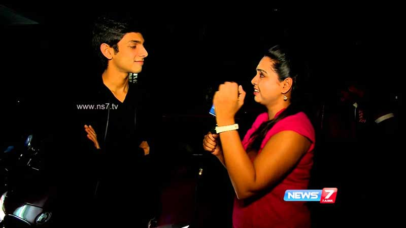 Anirudh speaks about 'Kaaki Sattai'