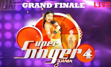 super singer junior 4 finale