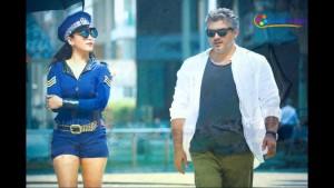 Ajith's Vedhalam Goes for Censor