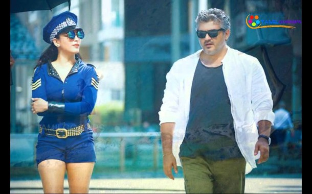 Ajith's Vedhalam Goes for Censor