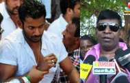 Nadigar Sangam Elections: Actor Vishal attacked with rod, alleges foul play