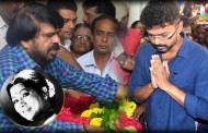 Vijay & T Rajendar : There is one and only Manorama and no one can replace her | Aachi Death
