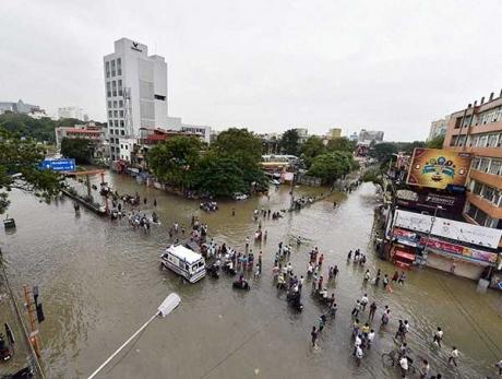சென்னை வெள்ளத்தில் மிதந்த 35 சடலங்கள் மீட்பு
