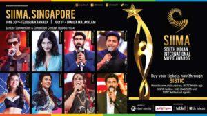 SIIMA 2016 Main Event Full Episode | Tamil Awards