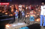முழங்காவில் துயிலுமில்லத்தில் கண்ணீர் மல்க மாவீரர் நாள் அனுஸ்டிப்பு!! பொதுச்சுடர் ஏற்றிவைத்தார் மாவை னோதிராஜா