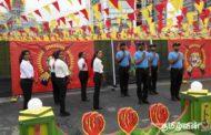 பிரித்தானியாவில் ஸ்டாட்போர்ட நகரில் ஒலிம்பிக் பார்க்கில் சிறப்பாக நடைபெற்று வருகின்ற மாவீரர் நிகழ்வு