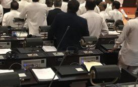 ரணில் மீது தாக்குதல்! துரத்தித் துரத்தி தாக்கப்பட்ட உறுப்பினர்கள்