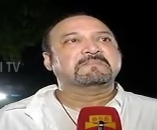 You are currently viewing Exclusive : We want to Work for the Better 'Nadigar Sangam' : Actor Suresh to Thanthi TV