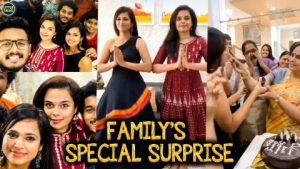 Read more about the article Ramya Pandian-னுக்கு Special Surprise கொடுத்த குடும்பத்தினர் – FULL VIDEO
