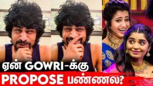 Read more about the article Gowri -க்கு Phone பண்ணி Sorry கேட்டேன்: Arjun Das Speech